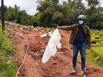 Nasib TPU Jombang: APD Bekas Pakai Berserakan, 10 Bulan Limbah Medis Hanya Dibakar