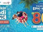 Trik Berburu Diskon hingga 80 Persen di Traveloka EPIC Sale, Coba Ikuti EPIC Hour