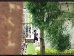 Belum Bisa Bertemu, Tsania Marwa Ketuk Jendela Bujuk Anaknya Keluar dari Kamar yang Terkunci