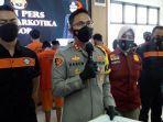 Tukang Jahit di Ciampea Bogor Nyambi Jadi Pengedar Ganja, Terancam 12 Tahun Penjara