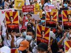 Pemimpin Militer Myanmar Desak Hidupkan Kembali Ekonomi saat Tekanan Barat Meningkat
