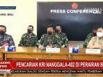 Media Jepang Soroti Tenggelamnya Kapal Selam Nanggala 402 di Perairan Bali Indonesia