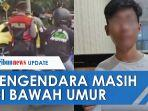 Panik Tak Punya SIM, Jadi Alasan AAD Terobos Pos Penyekatan di Klaten hingga Tabrak Polisi