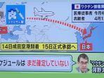 14 Februari Vaksin Tiba di Narita Jepang, Astra Zeneca Hari Ini Dapat Izin