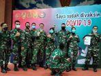 Vaksinasi untuk 447 Ribu Orang di Lingkungan TNI Ditargetkan Rampung April