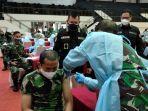 Kapuskes TNI Ingatkan Masyarakat Tetap Patuhi Protokol Kesehatan Meski Telah Divaksin 2 Kali