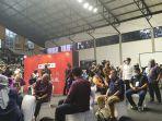 Awak Media Diberi Vaksin Covid-19 Ini Alasan Jokowi