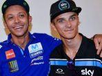 Tak Cuma Numpang Beken, Luca Marini Punya Potensi jadi Valentino Rossi Baru di MotoGP