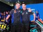 Ketika Murid Valentino Rossi Sebut MotoGP bak Rimba Belantara yang Penuh Binatang Liar