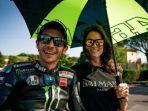Sisi Gelap MotoGP, Kekasih Valentino Rossi Pernah jadi Korban Pelecehan Seksual saat Usia 19 Tahun