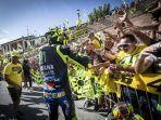 Jadwal & Link Streaming MotoGP Italia 2021 - Ini Kisah Valentino Rossi si Raja Sirkuit Mugello