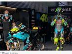 Menyakitkan, Valentino Rossi Hanya Punya Dua Balapan Lagi untuk Putuskan Pensiun dari MotoGP