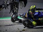 JADWAL Live Streaming MotoGP 2021, GP Finlandia Batal, Rossi dkk Balapan di Sirkuit Berbahaya 2 Kali