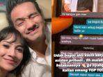 Bongkar Perselingkuhan Bibi Ardiansyah dengan Asisten Pribadinya, Vanessa Angel: Kalian Emang TOP!