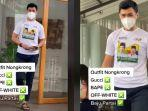 VIRAL Pemuda Ini Nongkrong di Kafe Pakai Baju Partai, Buktikan Tetap Keren hingga Bisa Jadi Tren