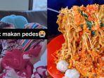 Viral Perempuan Masuk Rumah Sakit Gara-gara Suka Makanan Pedas, Sekarang Mengaku Kapok