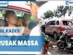 Viral Video Kades Dituduh Selingkuh dan Mobilnya Dirusak, Sebut Salah Paham: Baru Bicara Satu Menit