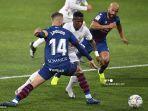 Hasil Huesca Vs Real Madrid, Sontekan Wonderkid ke Gawang Kosong Meleset, El Real Tanpa Gol