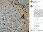 Viral Foto Pantai Kuta Diserbu Sampah: Selama Musim Hujan, Sampah-sampah Ini Terus Berdatangan