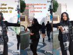 VIRAL WNI Menari Jaranan di Jalanan Kota Macau China, Wujud Cinta Kesenian Indonesia