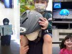 Viral Kisah Seorang Pria Terabas Banjir Demi Jemput PS5, Ternyata Dilakukan untuk Sang Anak