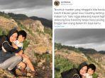 VIRAL Wanita Ditinggal Pergi Suami yang Pilih Traveling, Sang Anak Berhasil Membuatnya Bangkit