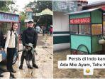 VIRAL Objek Wisata Unik Suasana Indonesia di Australia, Ada Gerobak Mie Ayam hingga Kupat Tahu