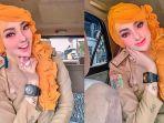 Viral PNS Mirip Boneka Barbie, Punya Wajah Tirus dan Mata Besar, Ngaku Tak Pernah Operasi Plastik