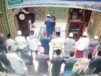Terungkap Alasan Pelaku Tampar Imam Salat di Pekanbaru