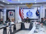 TNI AL Gelar Kesiapan Serbuan Vaksin Masyarakat Maritim Seluruh Indonesia