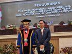 Ketua MA Dikukuhkan Jadi Guru Besar di Undip, Wakil Ketua DPD RI Ucapkan Selamat