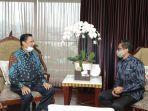 Bertemu Dirut BTN, Fadel Muhammad Dorong Penyediaan Rumah Murah