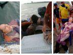 Wanita yang Dilaporkan Hilang 2 Tahun Ditemukan oleh Nelayan di Laut, Kelelahan dan Matanya Tertutup