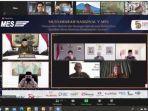 Wapres Ma'ruf Amin: Ekonomi Syariah dan Konvensional Harus Saling Bersinergi