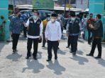 Bersama Menteri Terawan, Wapres Ma'ruf Amin Cek Kesiapan Vaksinasi Covid-19 di Cikarang