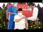 Terima Suntikan Dosis Ke-2, Wapres Pastikan Vaksin Covid-19 Aman bagi Lansia