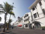 Nadiem Tetapkan Kota Tua Jakarta Sebagai Wilayah Utama Penggunaan Bahasa Indonesia