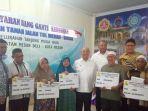 Warga Tanjungmulia Hilir Dapat Ganti Rugi Tol Medan-Binjai, Tertinggi Rp 1,9 M, Terendah Rp 233 Juta
