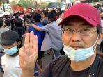 BREAKING NEWS: Wartawan Jepang Yuki Kitazumi Ditangkap Militer Myanmar
