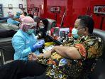 Stok Darah Kritis, Anggota Polri Diminta Donorkan Darah ke PMI Setempat