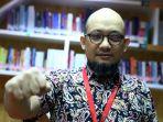 Novel Baswedan Gaungkan Tagar #BeraniJujurPecat di Twitter, Begini Sikap KPK