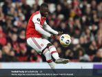 Arsenal Dapat Hikmah di Balik Musibah, Absennya Aubameyang Buat Pepe Makin Bersinar