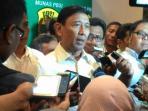 Wiranto Langsung Bentuk Tim Formatur Susun Kepengurusan PP PBSI 2016-2020
