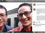 Sandiaga Uno ke Wishnutama: Once You Are A Minister, You'll Always Be A Minister