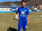 Sukses Libas Klub Turki, Witan Sulaeman Ambil Bagian kala FK Radnik Surdulica Jumpa Jawara Georgia