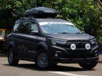 SUV Suzuki XL7 Versi Modifikasi Kejutkan Pembukaan Pameran IMX 2020