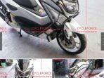 Aksesori Pelindung Bodi Yamaha NMAX Sudah Banyak Dijual Online, Yakin Enggak Mau Pasang?
