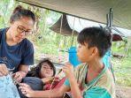 Mengenal Yohana Marpaung, Master Antropologi yang Jadi Guru Anak Rimba