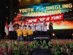 Giliran Anak-Anak Jakarta Adu Jago di Kompetisi Juggling Bola