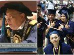 Kocaknya Hobi Mahasiswa Disebut Rektor Saat Wisuda: Hunting Promo Makanan & Ngobrol dengan Kucing